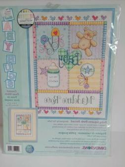 2-Dimensions Baby Hugs Counted Cross-Stitch Kits Sealed 7310