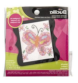 Bucilla 46150 BUCILLA Counted Cross Stitch Beginner Stitcher