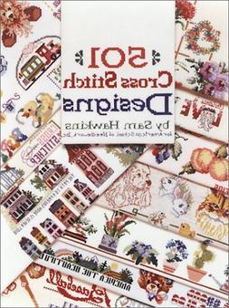 501 Cross Stitch Designs