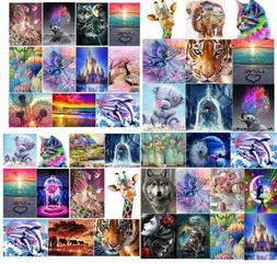 5D Diamond Painting Embroidery Cross Craft Stitch Art Kit Fa