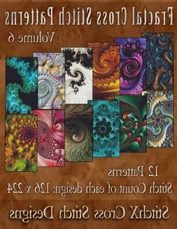 Fractal Cross Stitch Patterns Volume 6