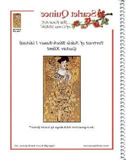 Scarlet Quince KLI005-Dlg Portrait of Adele Bloch-Bauser I