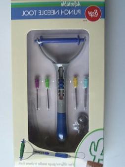 Boye Adjustable Punch Needle Tool-