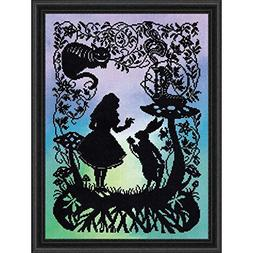 Bothy Threads Alice in Wonderland Counted Cross-Stitch Kit