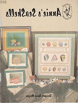 Pegasus Originals Annie's Sea Shells Counted Cross Stitch Le