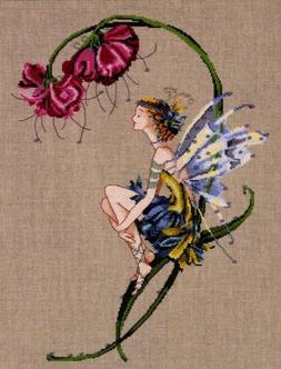 Mirabilia The Bliss Fairy Counted Cross Stitch Chart