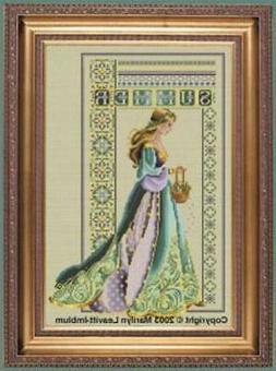 Celtic Summer by Lavender & Lace L&L56 Cross Stitch pattern