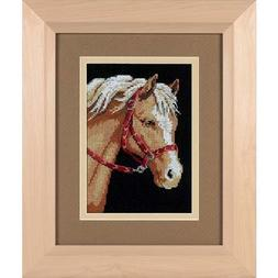 Dimensions Needlecrafts Counted Cross Stitch, Favorite Pony
