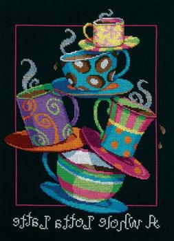 Dimensions 11 Inch x14 Inch Counted Cross Stitch - A Whole L