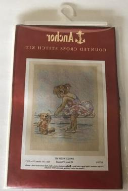 Anchor Counted Cross Stitch Kit DANCE WITH ME PCE313