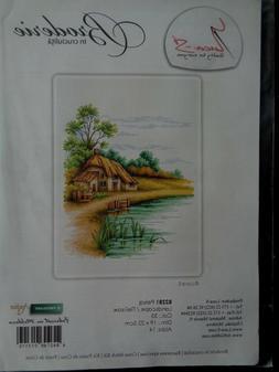 Counted Cross Stitch Kit Luka-S - Landscape B2281 - NEW