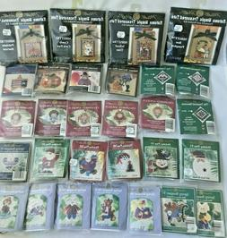 Mill Hill Counted Glass Bead Cross Stitch Kit *YOU CHOOSE* A