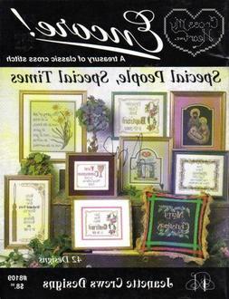 Cross My Heart Encore! A Treasury of Classic Cross Stitch: S