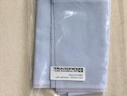 Cross Stitch Aida Cloth 16 Count Light Blue