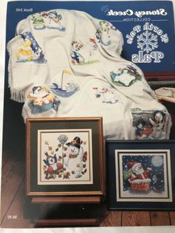 Cross Stitch Chart—North Pole Pals by Stoney Creek Collect