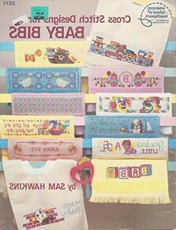 Cross Stitch Designs for Baby Bibs No 3511