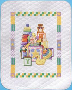 Cross Stitch Kit ~ Design Works / Tobin - Jack In The Box Ba