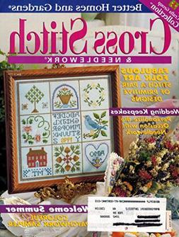Cross Stitch and Needlework Magazine - June 1998 - Vol. 13 #