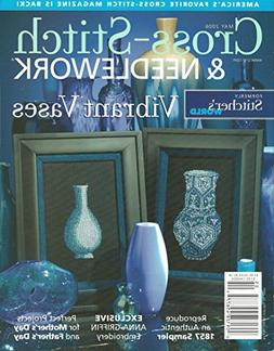 Cross-Stitch and Needlework Magazine - May 2006