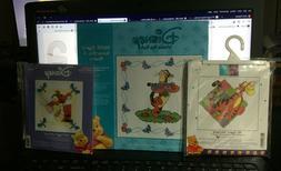 DMC Designer Stitches Winnie the Pooh Counted Cross Stitch K