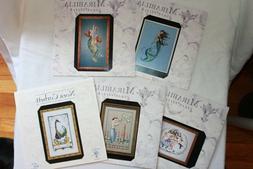 Mirabilia Designs Cross Stitch Charts by Nora Corbett