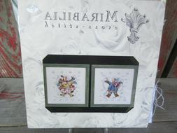 Mirabilia Designs GIGGLES IN THE SNOW Counted Cross Stitch P