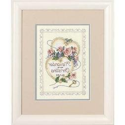 Dimensions Needlecrafts Counted Cross Stitch, United Hearts