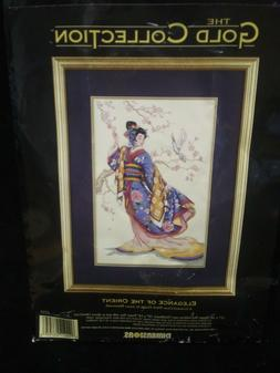 Elegance Of The Orient, Counted Cross Stitch, The Gold Colle