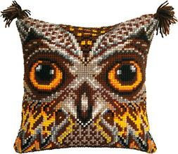 Embroidery Counted cross stitch kit Pillow Charivna mit #RT-