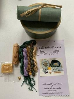 Eve's Sewing Box By Dames Of The Needle A Cross Stitch Kit