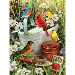 Full Drill DIY 5D Diamond Painting Bird Home Embroidery Deco