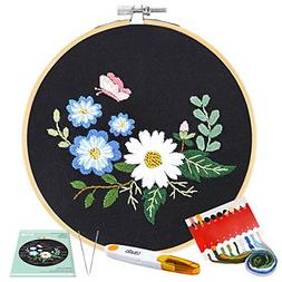 Full Range Embroidery Starter Kit Pattern Instructions Embro