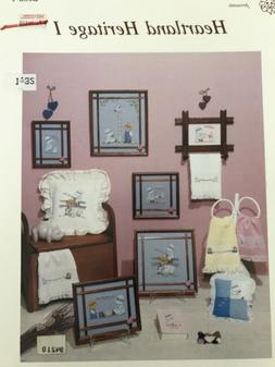 Heartland Heritage 1 - Counted Cross Stitch Patterns Childre