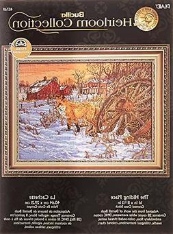 Bucilla Heirloom Collection Counted Cross Stitch Kit, 16 by