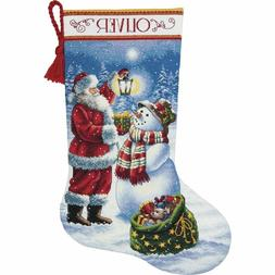 Dimensions Needlecrafts Dimensions Holiday Glow Stocking Cou