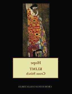 Hope: Gustav Klimt cross stitch pattern