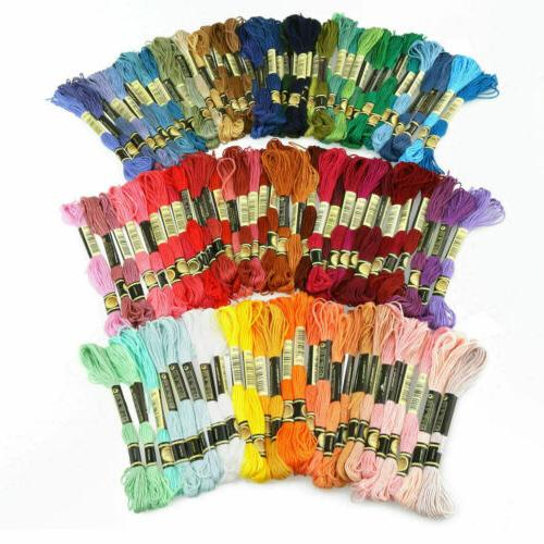 Thread Floss Skeins 100%