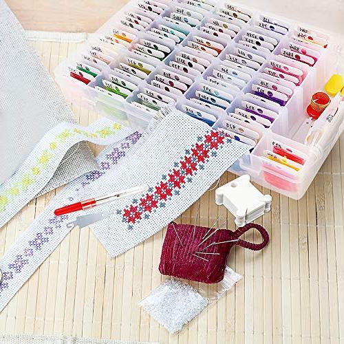 Caydo Thread Including Needle Floss Pen