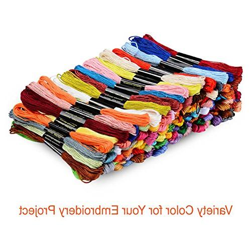 Paxcoo 124 Floss Stitch with