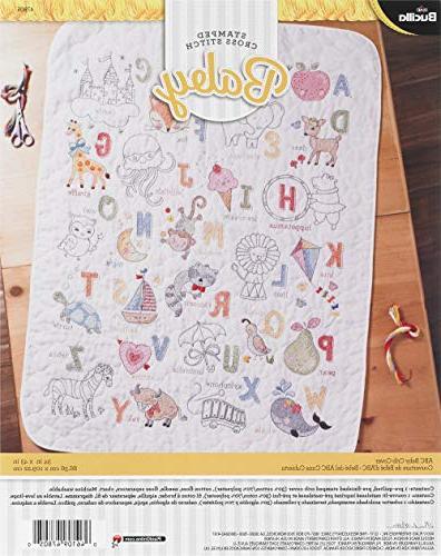 47805 abc baby crib cover