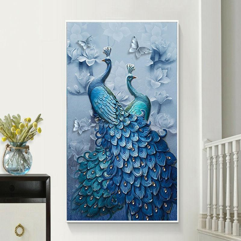 5D Painting DIY Mosaic Cross Stitch Craft