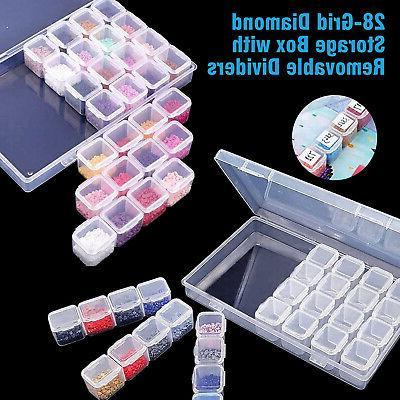 5D Diamond Accessories Cross Stitch Kits Box