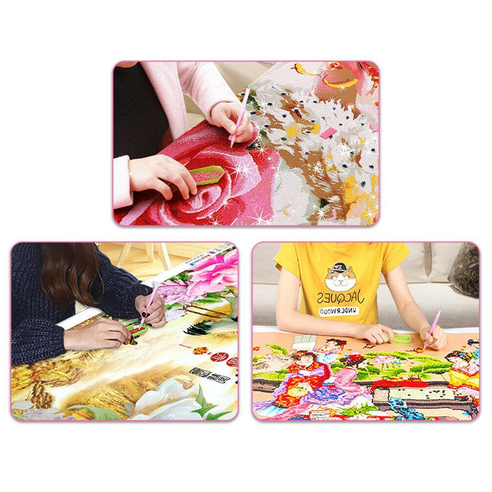 90pcs/Set DIY Pen Embroidery Tools Craft Stitch Kits