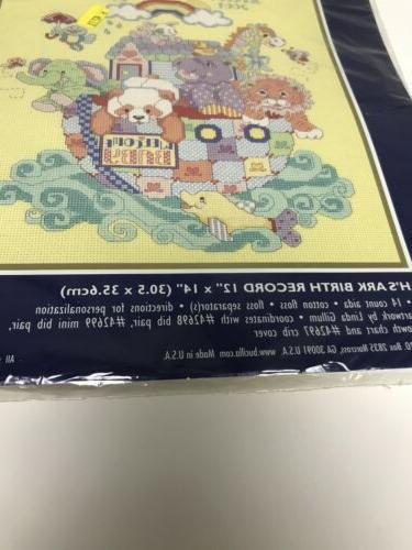 Baby Noah's Ark KIT sampler 42700