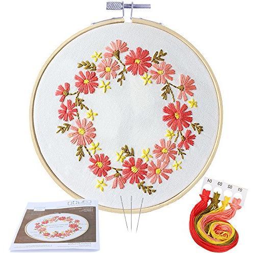 barberton daizy embroidery starter kit