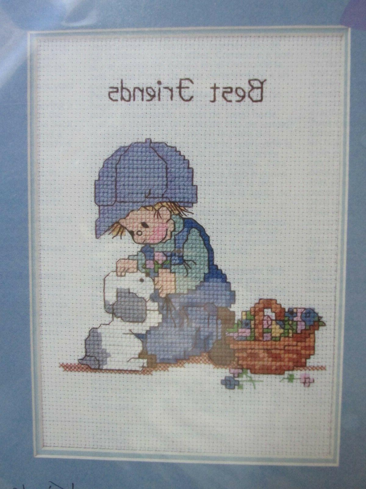 """Best Friends"" w/ all supplies #5558 nursery"