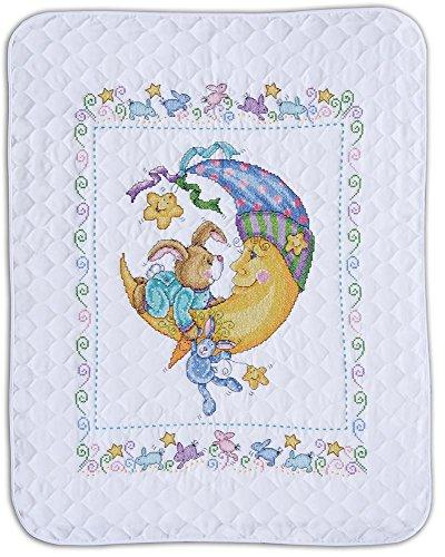 Baby Bunny Quilt Cross Stitch Kit