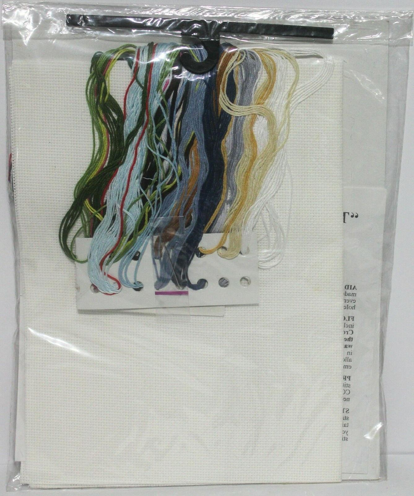 DESIGN Counted Stitch Kit A Perfect Place NIP