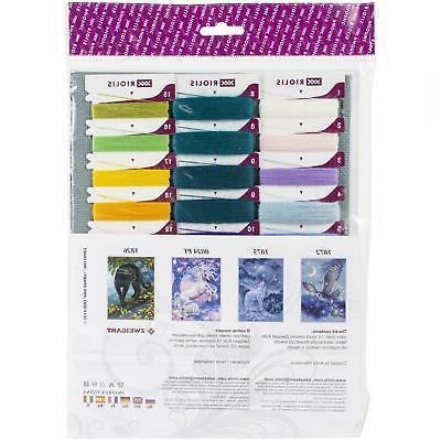 counted cross stitch kit 8 25 x11