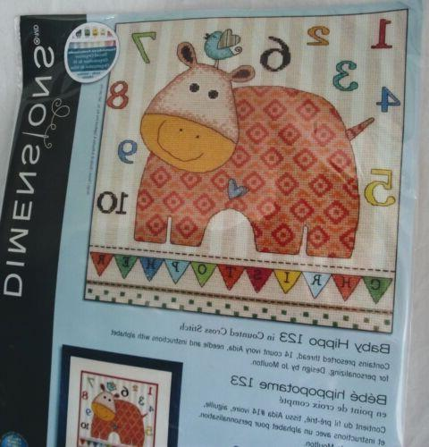 Dimensions Stitch Kit, Baby 123 302475